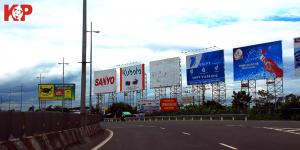 Thi công bảng hiệu hiflex quảng cáo ngoài trời ấn tượng giá rẻ tại Đồng Nai