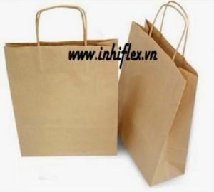 In và thiết kế túi giấy có quai cao cấp