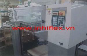 2007 Sakurai Oliver 475sd Full ApC Sheet Fed Offset Printing Machine
