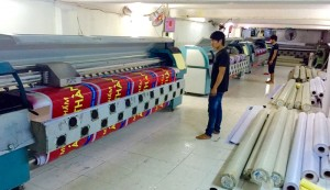 Thanh lý máy in hiflex 80tr/ máy