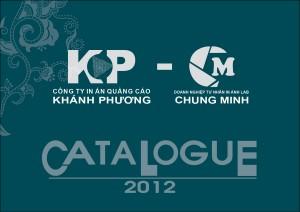 Mẫu quảng cáo catalogue