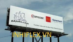 Công ty in hiflex khổ lớn quảng cáo ngoài trời chuyên nghiệp uy tín tại Thủ Đức