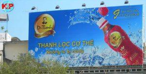 Nhận thi công bảng hiệu hiflex quảng cáo ngoài trời chất lượng tại Tây Ninh