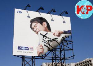 Công ty in bảng hiệu hiflex quảng cáo ngoài trời ấn tượng theo yêu cầu tại quận 7