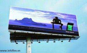Lý do bạn nên thi công bảng hiệu hiflex quảng cáo ngoài trời