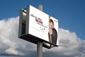 Chuyên nhận in bảng hiệu hiflex quảng cáo bền đẹp giá rẻ