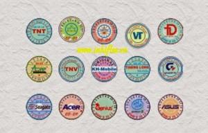 Dịch vụ in tem chống hàng giả với công nghệ in hiện đại