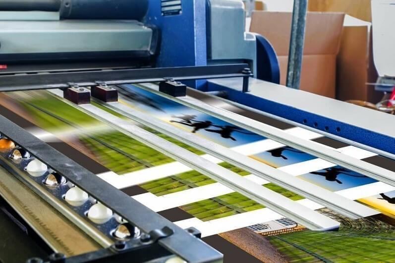 Các loại mực và giấy tốt nhất trong in offset