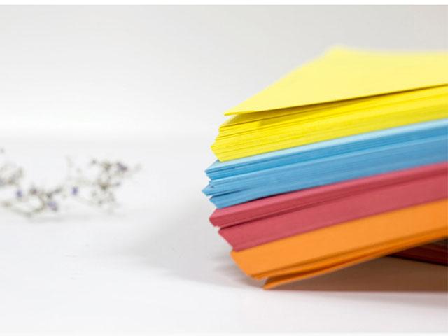 Giấy in màu là loại giấy có khả năng tương thích cực tốt