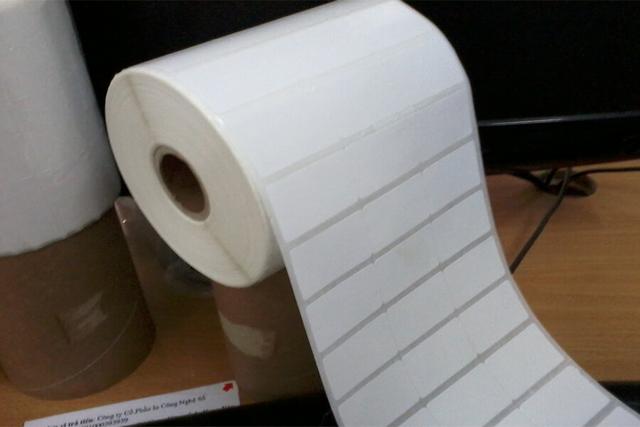 Kích thước khổ giấy decal hiện nay