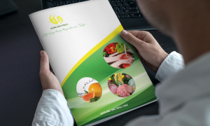 Hướng dẫn thiết kế in catalogue thực phẩm siêu ấn tượng