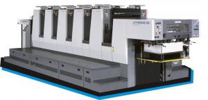 Phân loại máy in offset theo màu in và cấu tạo máy in